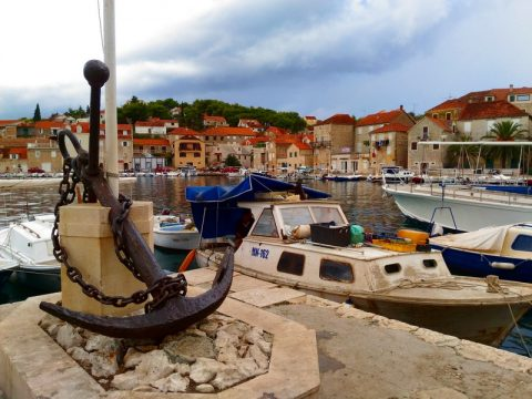 Milna on the Island of Brac | Villa Vjeka
