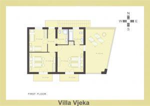 Rent Villa Vjeka in Croatia